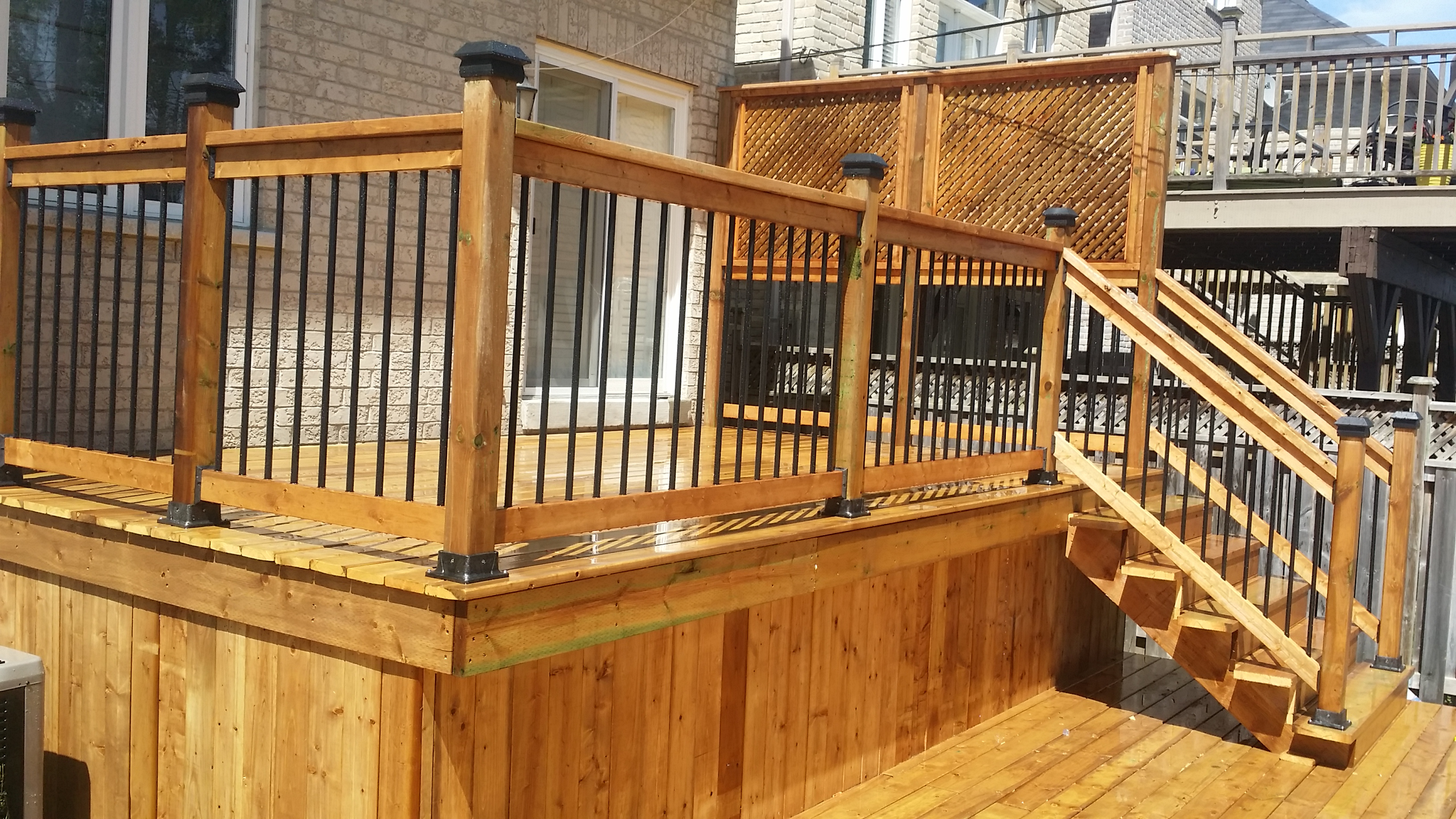 Patios Toronto Call us now at 416 429 4682 for a free estimate